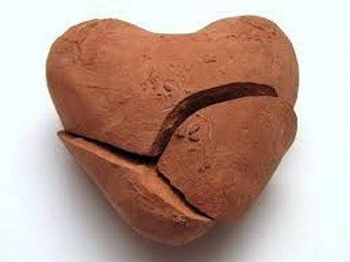 et knust hjerte