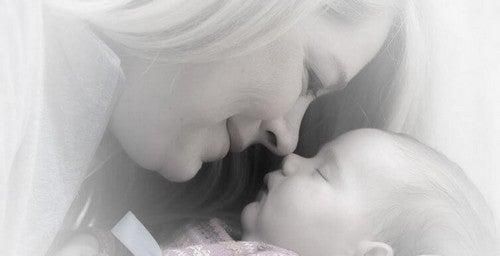 En Babys Duft: En Sensationel Forbindelse