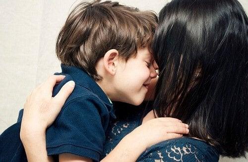4 måder til at få dit barn til at føle sig speciel