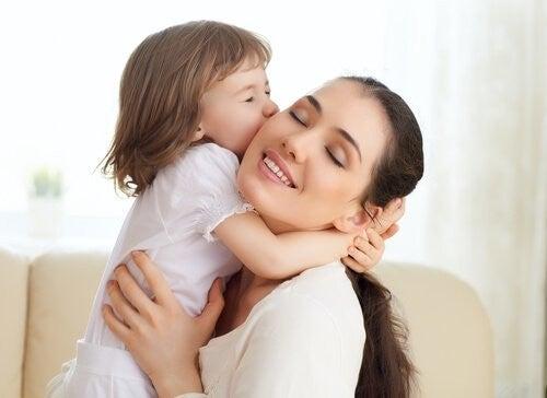 livet smiler til dig, den dag du bliver mor