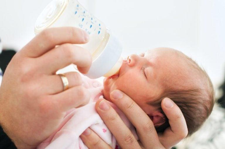 Pulver brystmælk: Kommer snart