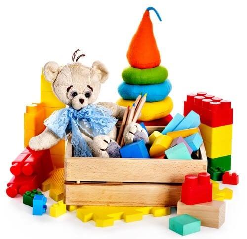 Hvordan vælger man de bedste legetøj til børn?