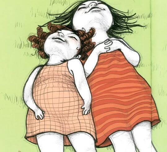 Tante og niece