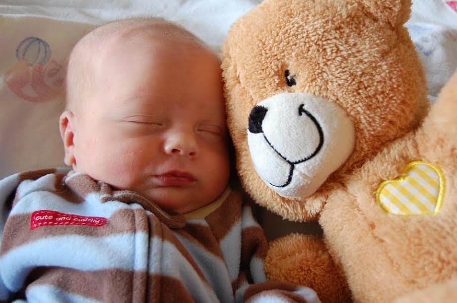 Den ideelle sovestilling for din baby