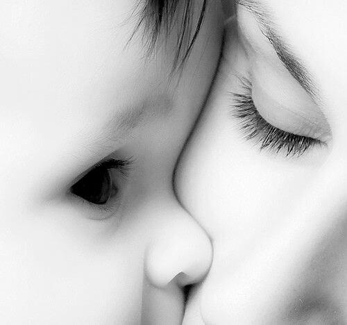 Mors kærlighed er ubetinget og evig