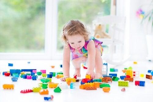Psykologiske fordele ved LEGO