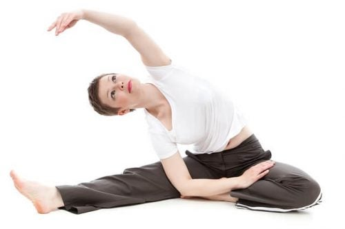 Mor laver yoga