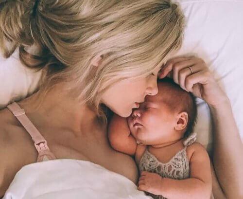 De små hemmeligheder om efter fødslen