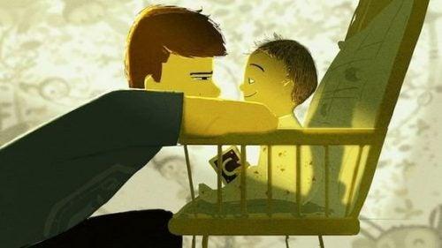 Far og søn bånd