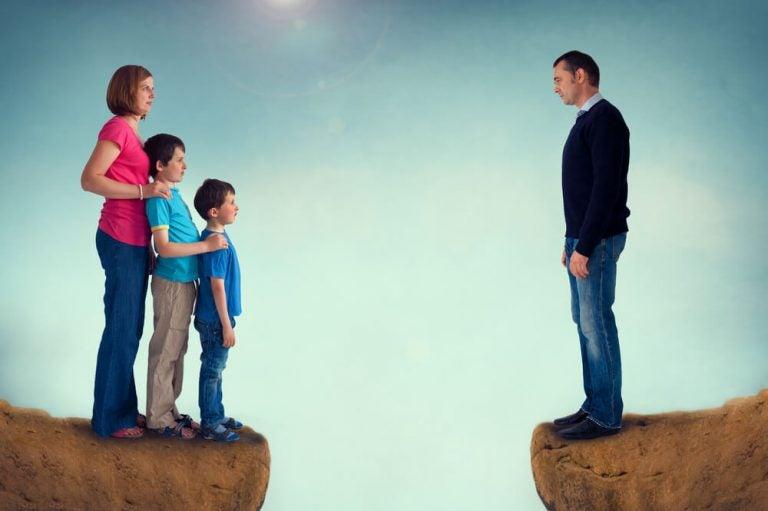 Saboter aldrig forholdet mellem dit barn og din eks
