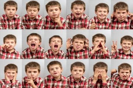 Dreng med mange følelser