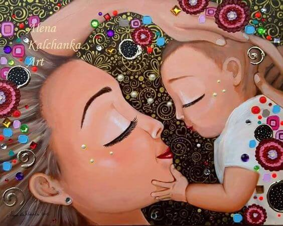 At være din mor er det bedste job i verden