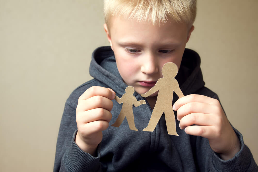 Sabotér aldrig forholdet mellem dit barn og din eks