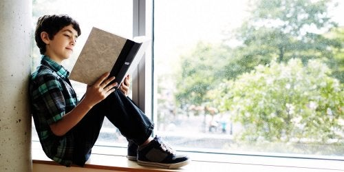 Dreng studere