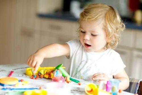 8 Færdighedslærings legetøj til 2 årige