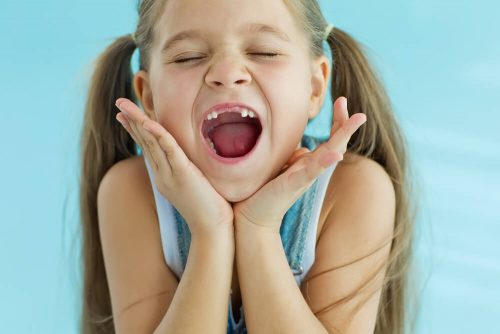 Stamceller i baby tænder