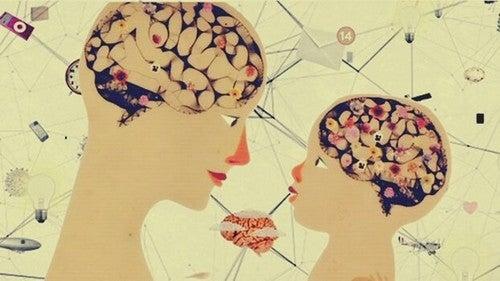 Børns hjerneudvikling og 5 principper, du bør kende