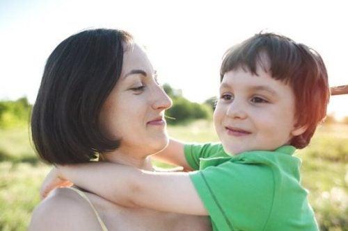 Separationsangst i barndommen og hvad man skal gøre ved det