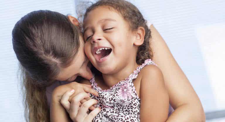 Tilstedeværelse skaber børns personligheder