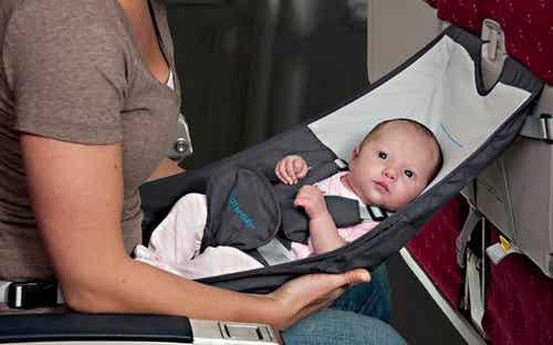 At rejse med en baby: Ting at huske på