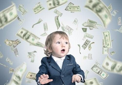 Hvad er rich kid syndromet?