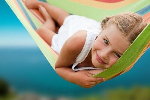 5 tips til en stressfri barndom