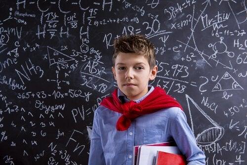 Hvad er intellektuel kapacitet i børn?