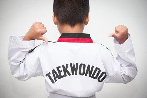 Fordele ved taekwondo for børn
