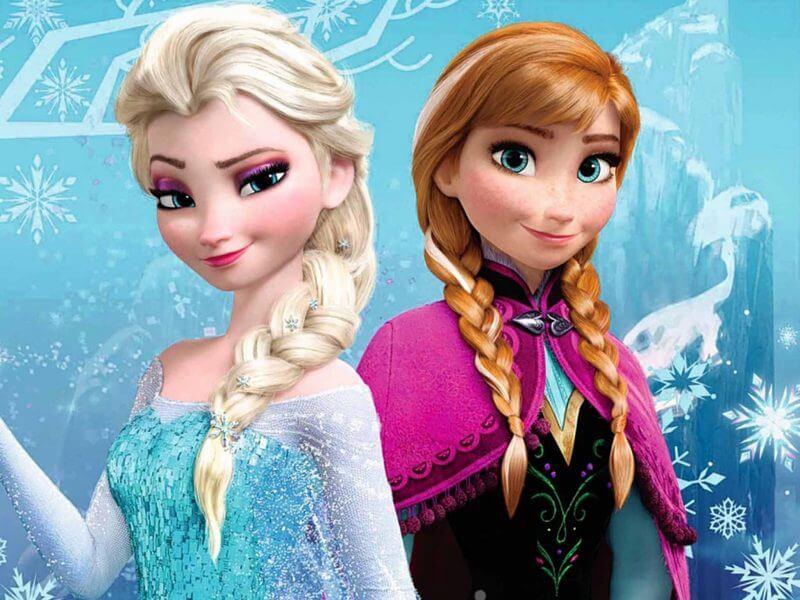 Frost og styrken af søsterkærlighed