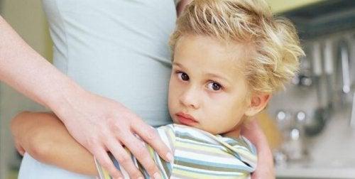 Frygt hos 6-årige børn
