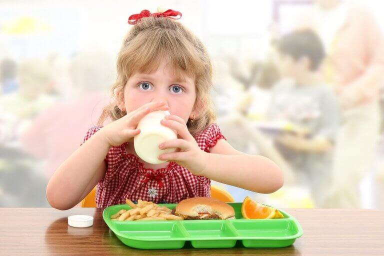 Konsekvenser af dårlig kost hos børn