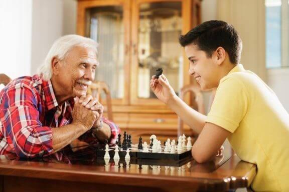 Vigtigheden af at lære børn at respektere ældre