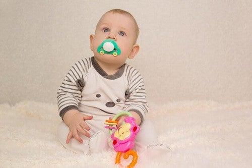 Legetøj kan styrke visuel udvikling