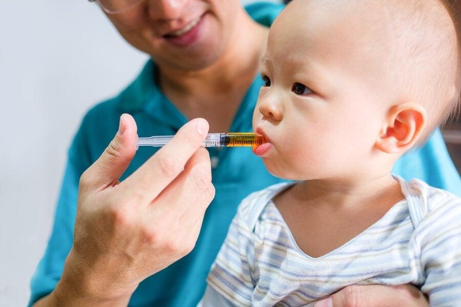 Sådan kurerer man Canker sår hos børn
