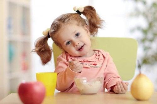 Fødevarer der øger dit barns immunforsvar