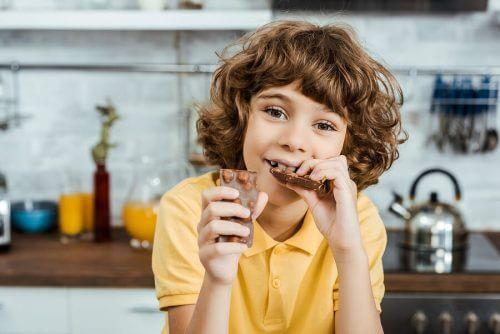 Sunde fødevarer fremmer intellektuelle præstationer