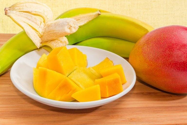 Søde frugter
