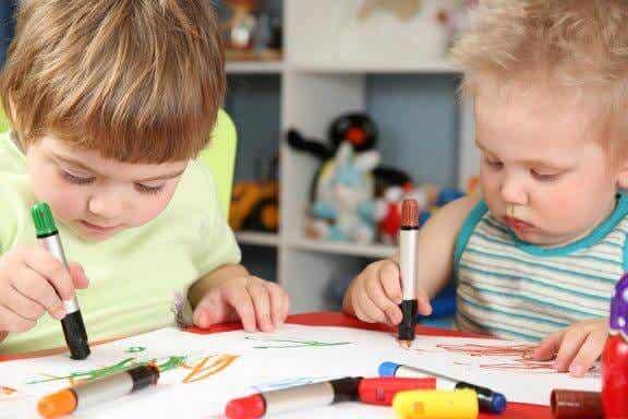 Børns tegninger og deres betydning