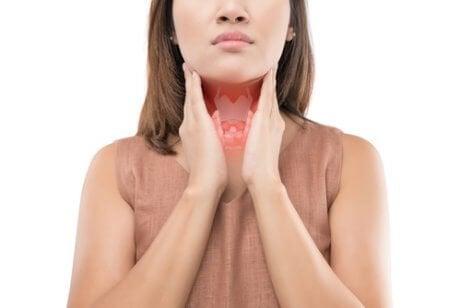 Skjoldbruskkirtel problemer og graviditet: Symptomer og mulige konsekvenser