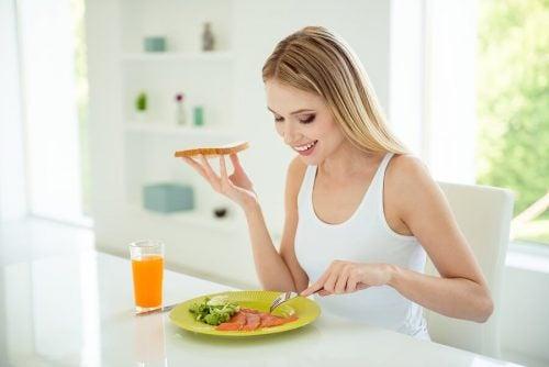 Fødevarer høj i D-vitamin
