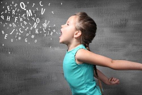 Lær børn at udtale rigtigt