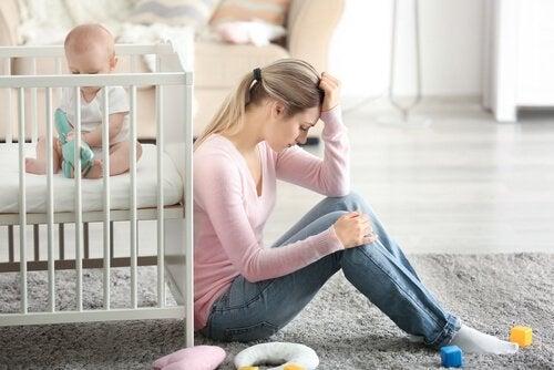 Postpartum obsessiv kompulsiv forstyrrelse