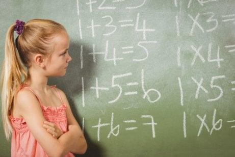 Råd til at lære børn at gange