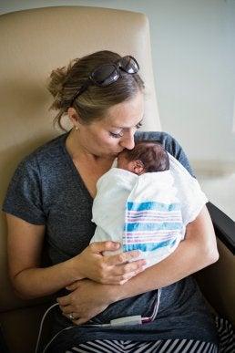 Rettighederne hos for tidligt fødte babyer