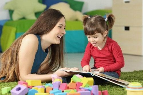 Vigtigheden af historier for læring