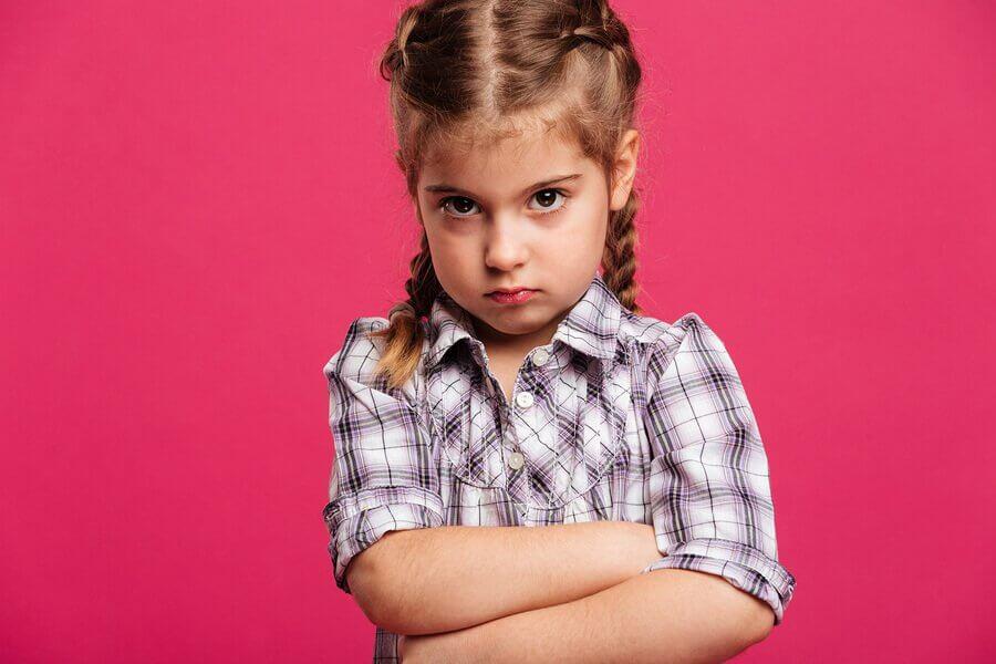 5 måder til at tale med et vredt barn