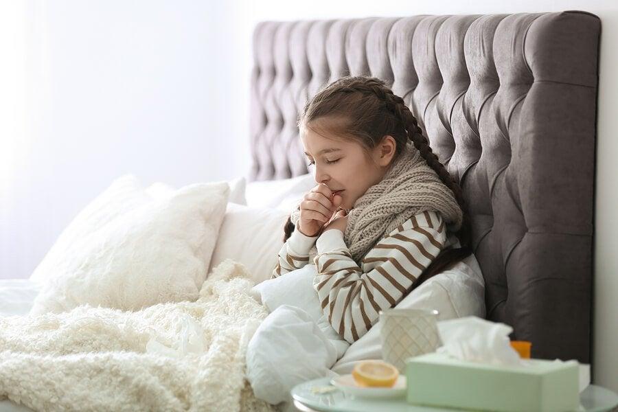 Bliver nogle børn oftere syge end andre?