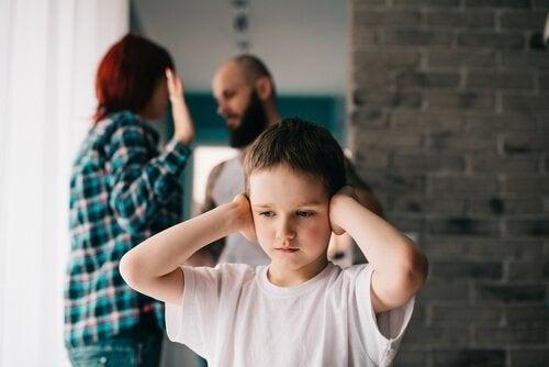 Forældreseparation er en udfordring for børn