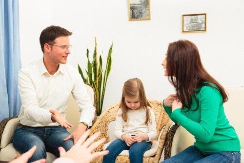 Forældreseparation