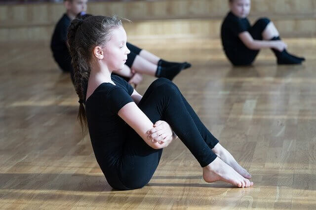 Fordele ved rytmegymnastik for børn